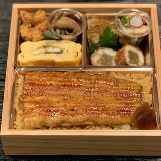 2021/1/18〜【NEW】七福鰻弁当!(鰻料理が7種類)
