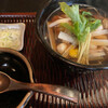 武蔵野 - 料理写真:若鳥そば