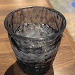 博多辛麺 狛虎 - ドリンク写真: