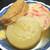 いし山 - 料理写真:おでん、紅生姜天、厚揚げ、大根
