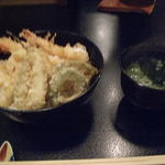 いわぶち - 塩天丼