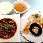 XYLONG - 20210118麻婆豆腐ランチ