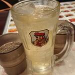 鴻錦楼 - エア乾杯