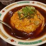 鴻錦楼 - 天津飯