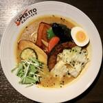 札幌スープカレー専門店エスパーイトウ - エスパーの畑