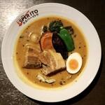 札幌スープカレー専門店エスパーイトウ - エスパーの角煮