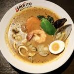 札幌スープカレー専門店エスパーイトウ - エスパーの海