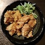 札幌スープカレー専門店エスパーイトウ - エスパーイトウオリジナル北海道ザンギ