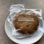 THE GOOD GOODIES - チョコレートピーナッツクッキー