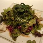 溶岩焼肉ダイニング bonbori - ぼんぼり風サラダ(醤油味)