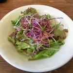 Shirakabekurabu - サラダ