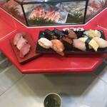 立喰 さくら寿司 - ランチ3番 1,000円