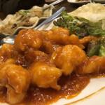 中国料理 相羽 - エビチリ
