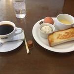 カフェファイブ - 料理写真:コーヒー400円