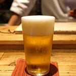 創和堂 - 生ビール