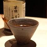 創和堂 - 華鳩 大古酒累醸貴醸酒オーク樽貯蔵2012(家内)