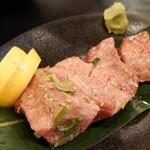 炭火焼 ぐら - 料理写真:ぐらの牛タン