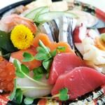 横浜 藤よし - 料理写真:いろんなネタが小さいけど2切ずつ