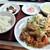 北京 - 料理写真:酢豚定食 950円