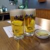 炭火乃 - ドリンク写真:生ビール_500円×2