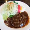 レストランポム - 料理写真:ハンバーグランチ 950円