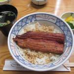 松よし - 1000円で食べれちゃう『うな丼』