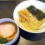 札幌 Fuji屋 - 醤油つけ麺_850円、メンマ増し_100円