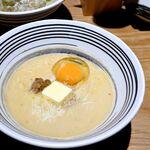 堂の浦 鳴門本店 - 料理写真:雲丹漬しらぁ麺