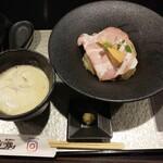 鶏soba 座銀 - 鶏つけsoba