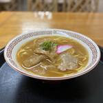 たこちゃん - 料理写真:和歌山ラーメン