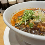 ガリデブチュウ - 麻婆坦々麺