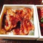 Yakinikuinoue - 焼肉丼