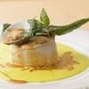 ル パルファン - 料理写真:舌平目のタンバル仕立て