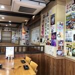 高麗参鶏湯 - 店内