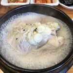 高麗参鶏湯 - 参鶏湯