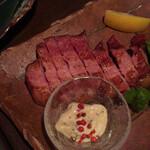 鉄板焼ステーキ&お好み焼き 響 -