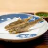 Kasumichouyamagami - 料理写真:琵琶湖の本モロコ