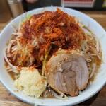 デカ盛り戦隊 豚レンジャー - 料理写真: