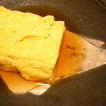 そばきり典座 - 料理写真:出汁巻き玉子 630円