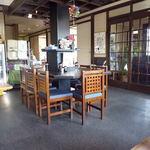 利福 - <2012/08/24>カウンター替わりのお一人様席