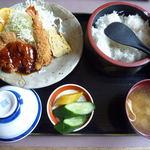 利福 - <2012/08/24>サービス定食
