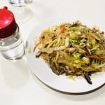 chuukaryourihoumiken - 焼麺 ヤキソバ