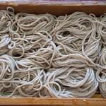 丸川屋 - 料理写真:へぎそば  1450円