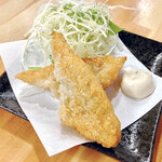 創作dining 江戸橋 - せんべろセット 白身フライ