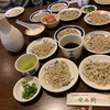Kambee - 料理写真:お蕎麦。