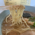 Daikouramen - 中太ストレート麺