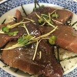 キッチン大浜屋 - 料理写真:漬け丼