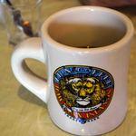 インダス - ライオンコーヒー。普通のコーヒーの方が良かったかも