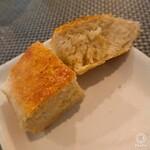 144710646 - ホカッチャ。このホカッチャめちゃくちゃ美味しかった!何個でも食べたい、フカフカで味わいある生地(≧∀≦)