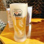 立呑み二郎 - ビール